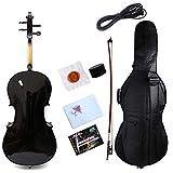 yinfente Elektro-Akustische Cello 4