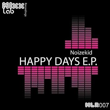 Happy Days E.P.