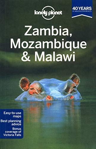 Zambia, Mozambique & Malawi 2 (Country Regional Guides) [Idioma Inglés]