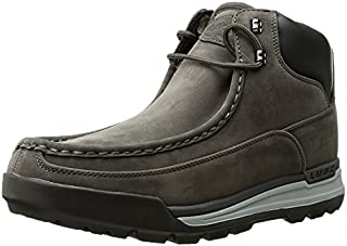 Lugz Men's Breech Chukka Boot Black/Charcoal 10.5 D US