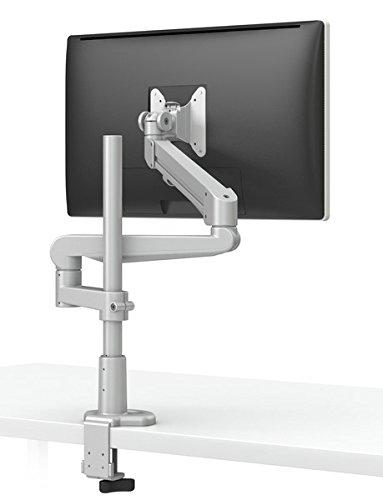 ESI Ergo EVOLVE1-FM-SLV Single Monitor Arm