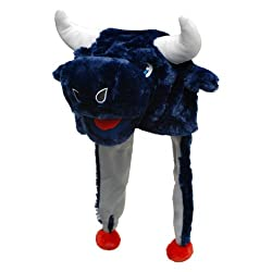 NFL Houston Texans Thematic Mascot Dangle Hat