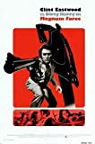 MAGNUM FORCE – Clint Eastwood – US Imported Movie Wall