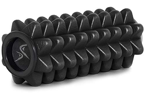 Prosource Mini Bullet Sports Medicine Massage Muscle Roller, Black