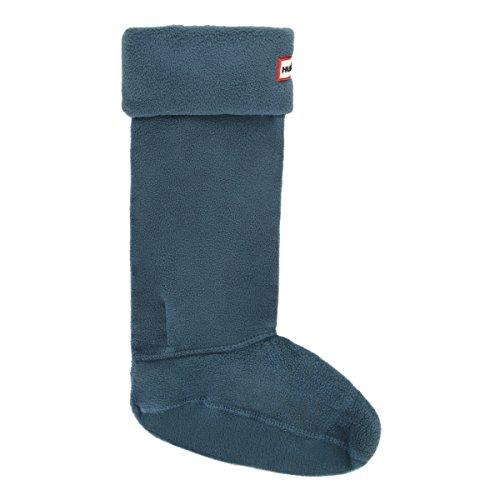 Hunter océano botas de calcetines, color azul, talla L