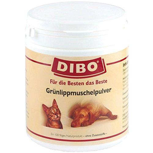 DIBO grün gelippte Muschel Puder. Eine Gesunde ausgewogenen Hunde und Katzen Nassfutter
