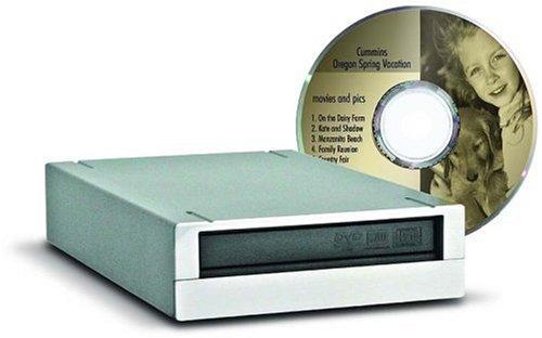 LaCie P5 16x LightScribe DL DVD+/-RW FireWire externe dvd-brander