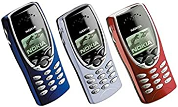 Nokia 8210 Unlocked Cell Phone (Black)