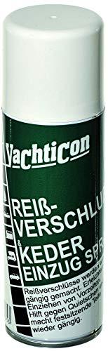 YACHTICON Reißverschluß & Keder Einzug...