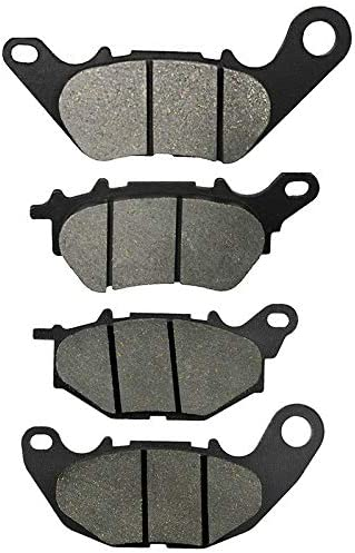 HJXV Motorcycle Sale price Brake Pads Disks Front Rear Long-awaited for MTN Yamaha Fit
