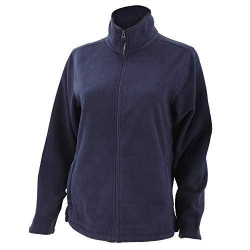 Regatta Vollreißverschluss-Microfleece-Jacke für Frauen Gr. 36, dunkelblau
