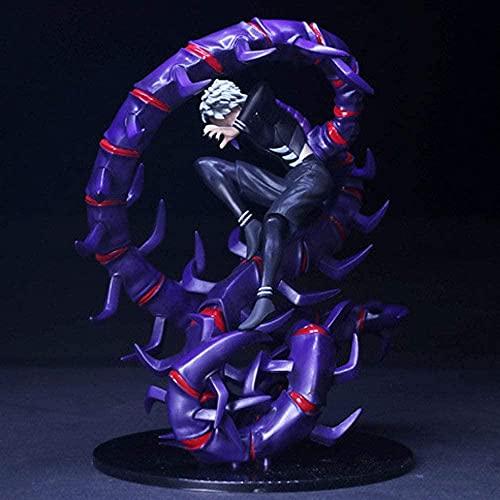 Tokio Ghoul Anime Centipede Kinkiken Half-Hero Figura Muñecas Decoraciones Versión Estatua Muñeca Escultura Juguetes Decoración Modelo Modelo Altura 28 cm