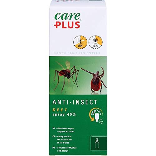Spray anti-insectes Care Plus 40 % XXL Spray 200 ml