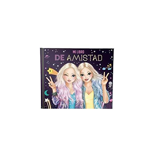Toy Planet Amigos TOPModel Cuadernos y Libros para Colorear (Top Model 1)