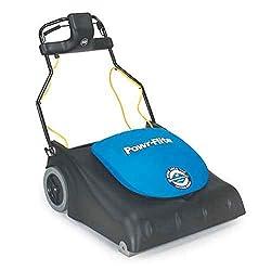 Powr-Flite Wide Area Sweeper Vacuum