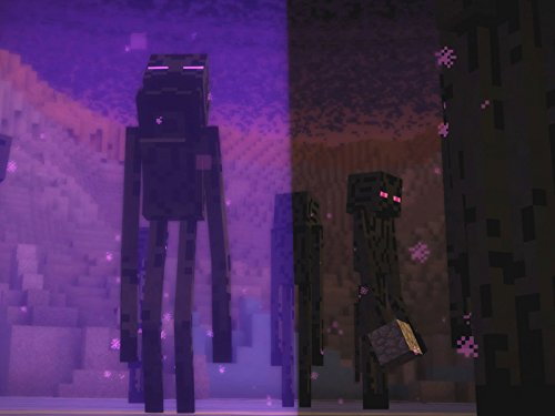 Clip: Enderman Attack