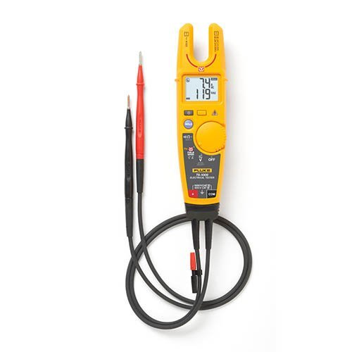 Fluke T6-1000 Electrical Tester with FieldSense technology, measure voltage without test leads - 4910269