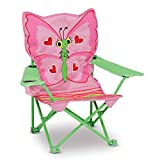 Best Beach Chairs For Kids - Melissa & Doug Bella Butterfly Chair Review