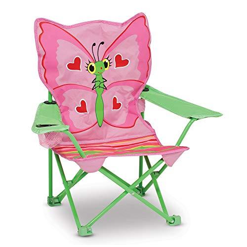 Melissa & Doug Bella Butterfly Outdoor Chair