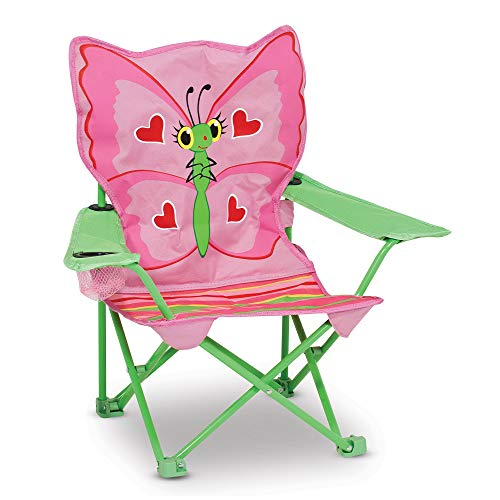 Melissa & Doug Bella Butterfly Outdoor Chair