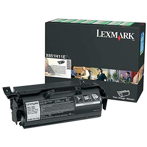 Lexmark X65x Rückgabe-Druckkassette (ca. 25.000 Seiten)(8)