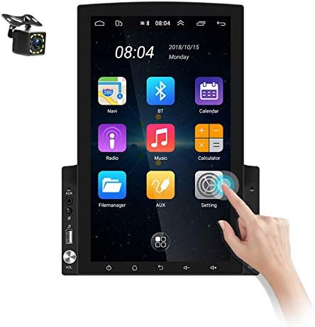 Double Din Android Car Navigation Stereo in Dash 9 7 Inch Touch Screen Car Radio Support Bluetooth product image
