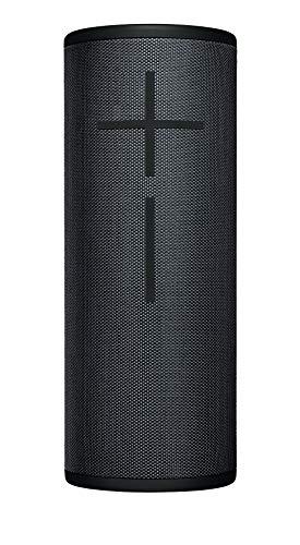 Caixa de Som Bluetooth Ultimate Ears Megaboom 3 Portátil e à Prova D´Água - Até 20 Horas de Bateria; 2 Anos de Garantia - Preto
