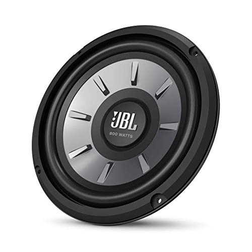 JBL Stage810 - 8' Car Audio Subwoofer, Black (STAGE810AM)