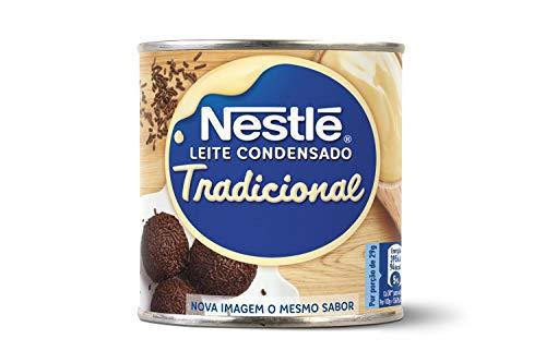 Gezuckerte Kondensmilch - Leche Condensada - Nestle 305,4 ml - 397 gr.