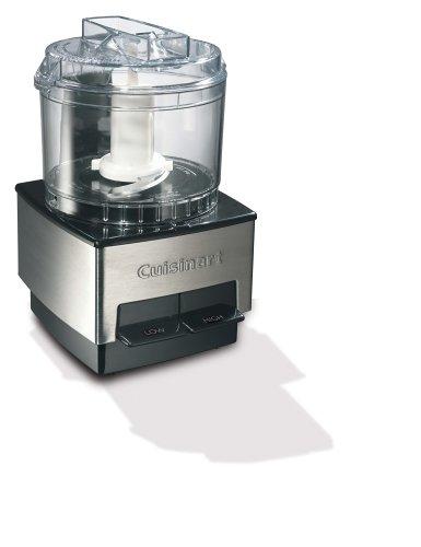 Cuisinart Mini Chopper and Food Processor | 600ml Capacity | Stainless Steel | DLC1SSU