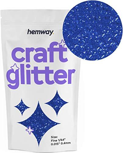 Sapphire Blue Fine Glitter