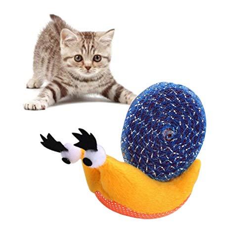 OUTANG Katzenspielzeug Beschäftigung Katzenspielzeug Interaktives Katzenspielzeug...