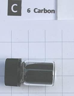 1 Gram 99.71% C60 Carbon Fullerene Powder in Glass Vial