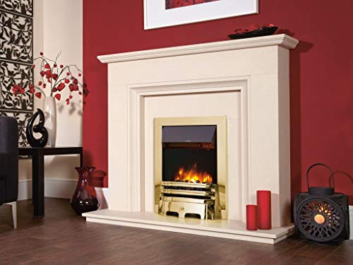 Celsi Designer Fire- Accent Traditional Brass 16''