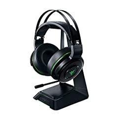 Lag-Free Wireless - Allows immediate response to in-game cues to dominate the competition Noise-Isolating Leatheretter Ear Cushions - Stay comfortable during even the longest, most intense gaming sessions Quick Control Buttons - Mute Mic/Speaker and ...