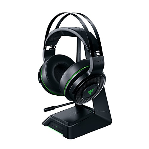 Razer Thresher Ultimate for Xbox One: Dolby 7.1 Surround Sound - Lag-Free Wireless Connection -...
