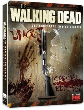 The Walking Dead - Staffel 2 (Limited Edition Steelbook) [Blu-ray]