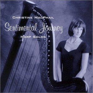 Sentimental Journey - Solo Harp Music