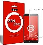 ZenGlass Nandu I (2 Unidades) Protector de Vidrio Flexible Compatible con Uhans MAX 2 I Protector de Pantalla 9H