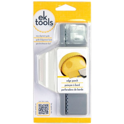 EK tools Edge Dotted Scallop Punch, New Package