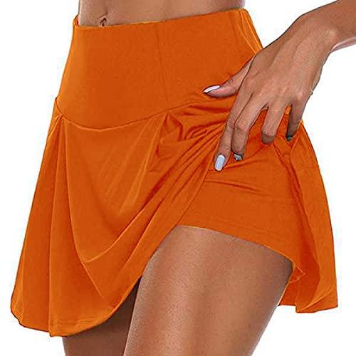 Corumly Pantalones Cortos para Mujer Pantalones Cortos cómodos con Control de Abdomen Simple y Casual para Todos los Partidos Pantalones Cortos Deportivos Deportivos para Correr 5XL