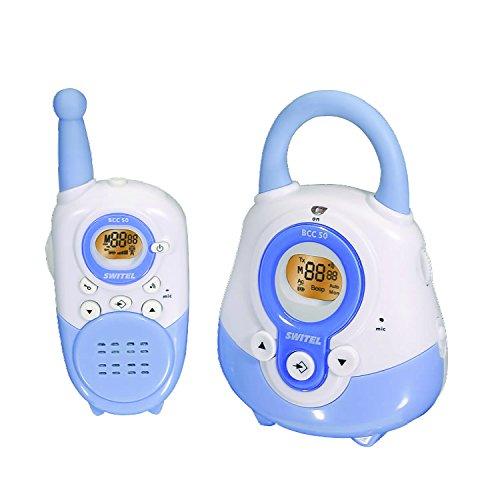 Switel SW-BCC50 Babyphone mit Walkie-Talkie Funktion
