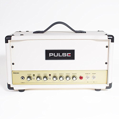 Best Deals! PM30H-Guitar Tube Amplifier Head - 30W, 2 Channel, Effects Loop, Reverb