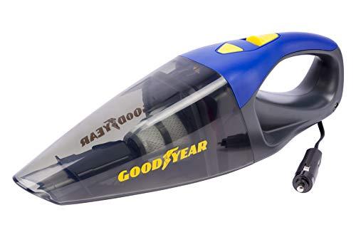 Goodyear GOD2110 Staubsauger für Autos 12 V 90 W, 90W