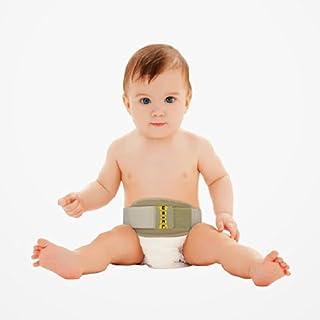 کمربند خرپایی ناف هرنیا نوزادان و مدیاتکس - کوچک