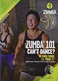 Zumba 101 Dance Fitness for Beginners Workout DVD Original Version, .5x5.25x7.5' .25 LBS