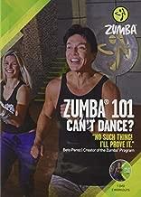 Zumba 101 Dance Fitness for Beginners Workout DVD Original Version, .5x5.25x7.5