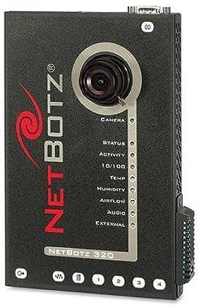 APC NetBotz NBTS0100 TS-100 External Temperature Sensor Black