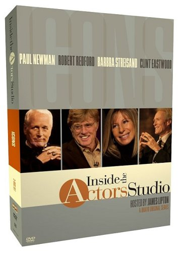 Inside The Actors Studio - Box set - ICONS [4 DVDs] [UK Import]