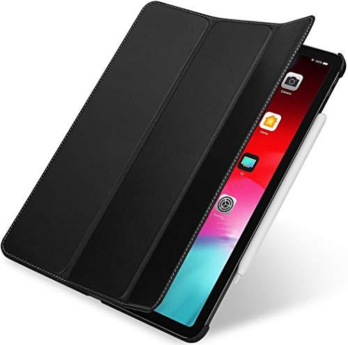 StilGut Leder-Hülle kompatibel mit Apple iPad Pro 11